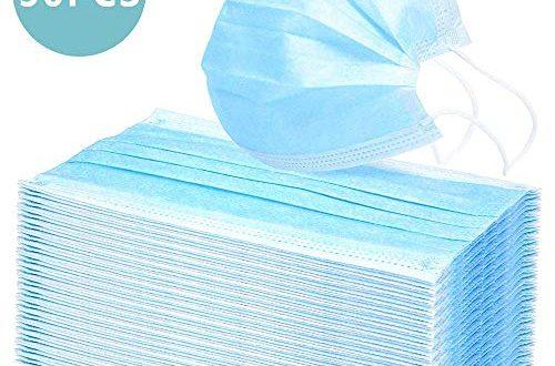 50000pcs einweg op maske gesichtsmaske 3 lagig mundschutz staubschutz infektionsschutz schutzmaske atemschutzmaske mit ohrschlaufen schuetzt vor verschmutzungen blau 500x330 - 50000pcs Einweg OP-Maske Gesichtsmaske 3-lagig Mundschutz Staubschutz Infektionsschutz Schutzmaske Atemschutzmaske mit Ohrschlaufen schützt vor Verschmutzungen (Blau)